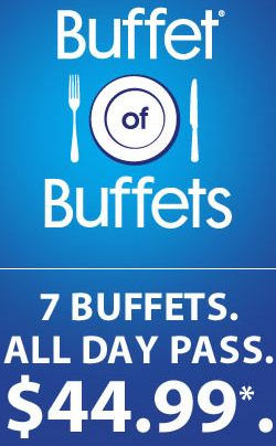 Best Deal for Buffet in Vegas