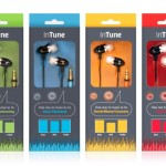 InTune Earphones