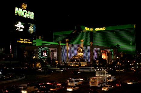 mgm entertainment las vegas